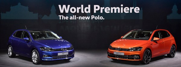 2017 Volkswagen Polo world premiere