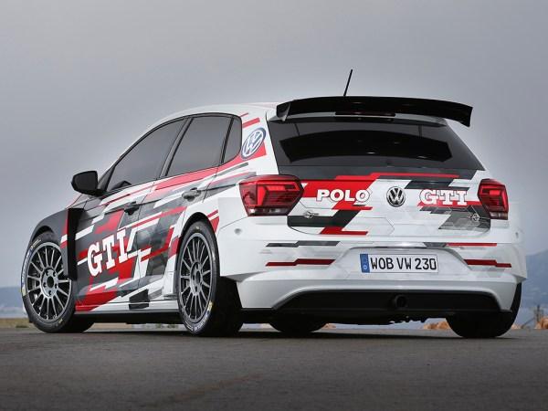2017 Volkswagen Polo GTI R5