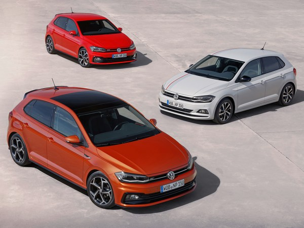 2017 Volkswagen Polo R-Line, GTI and Beats