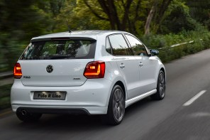 2017 Volkswagen Polo R-Line 1.0 TSI (South Africa)