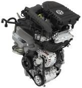 2017 Volkswagen 1.0 TSI engine