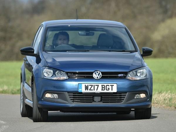 2017 Volkswagen Polo BlueGT (UK)