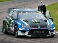 2017 PSRX Volkswagen Sweden Polo GTI Supercar, World RX of Great Britain: Solberg