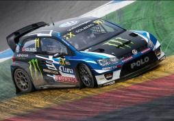 2017 PSRX Volkswagen Sweden Polo GTI Supercar, World RX of Hockenheim: Solberg