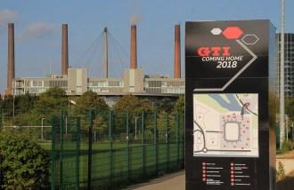 GTI Coming Home 2018 event (Image: Neil Birkitt, Volkswagen Driver magazine)