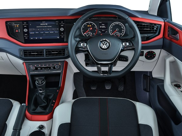 2018 Volkswagen Polo Beats (South Africa)