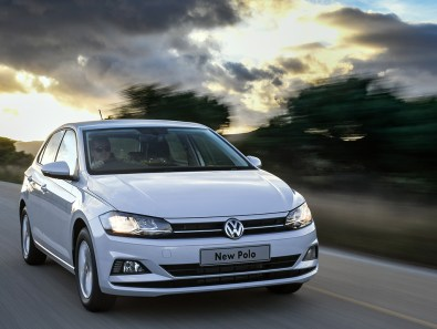 2018 Volkswagen Polo (South Africa)