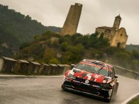 2018 Volkswagen Polo GTI R5, Rally Spain: Camilli/Veillas