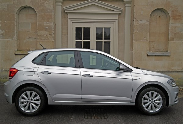 2018 Volkswagen Polo SEL 1.0 TSI 115 DSG (UK)