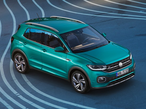 2018 Volkswagen T-Cross