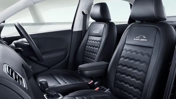 2019 Volkswagen Polo Black & White Edition (India)