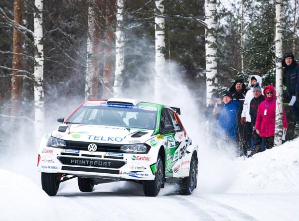 2019 Volkswagen Polo GTI R5: Itärally, Lindholm/Korhonen