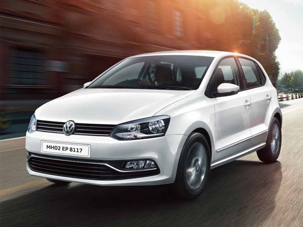 2019 Volkswagen Polo (India)