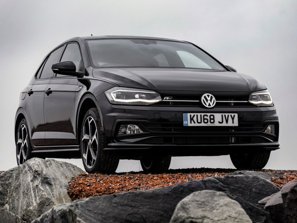 2019 Volkswagen Polo R-Line (UK)