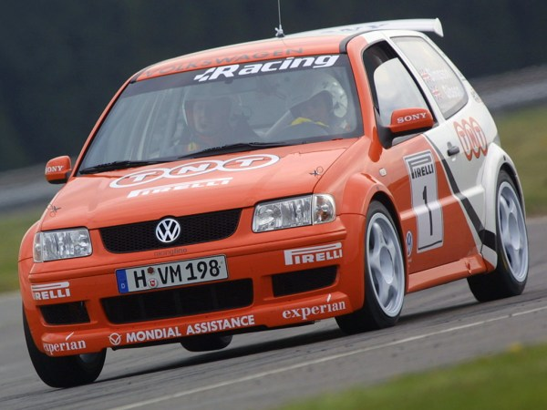 2001 Volkswagen Polo GTI Super 1600