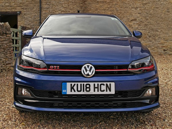 2018 Volkswagen Polo GTI (UK)