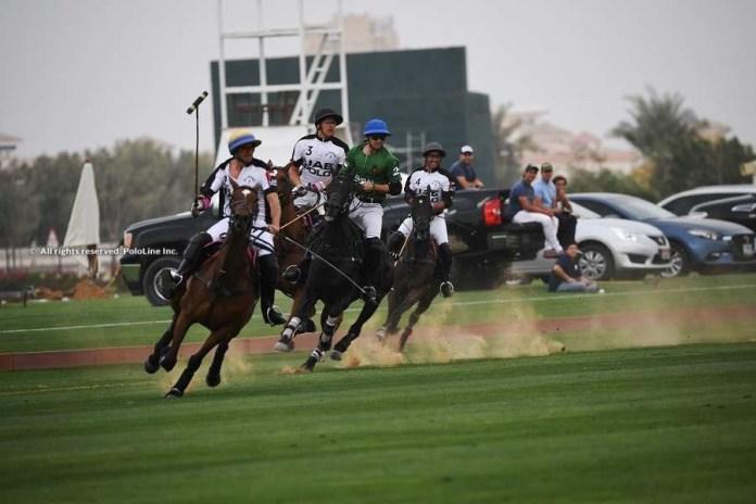 Dubai Silver Cup Day 4
