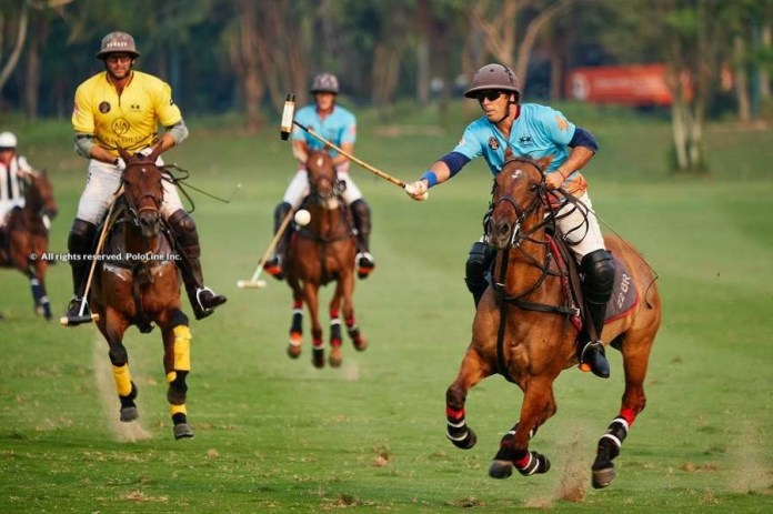 Thai Polo Open Day 4 (By Dominic James)