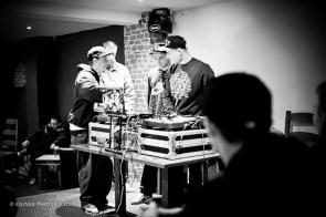 Polish hip hop party