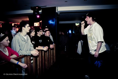 rap party Cambridgeshire