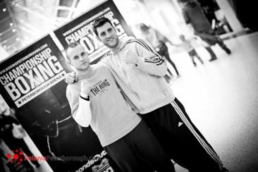boks w Peterborough