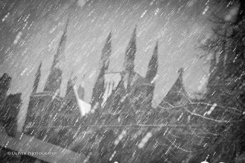 snieg w UK