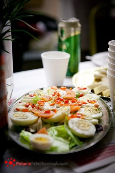 polskie jedzenie w Cambridge