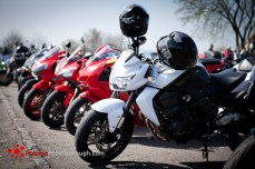 motocyklowy zlot w UK