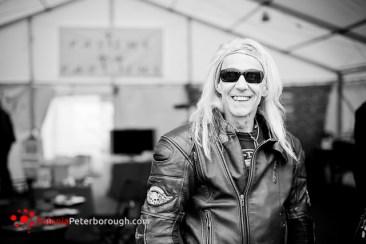 pokaz motorów w Peterborough