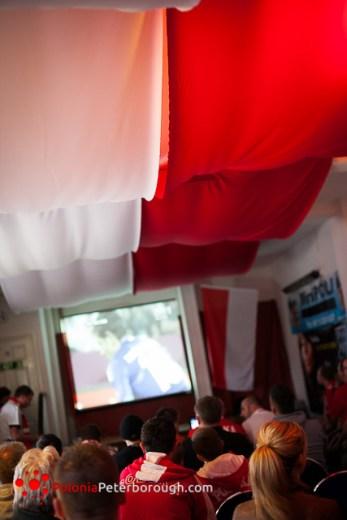 Euro 2012 w Peterborough