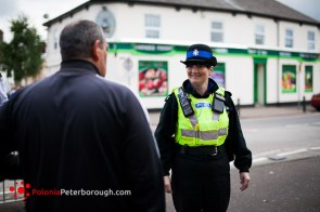 Policja w Peterborough
