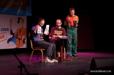 polskie kabarety w Peterborough 2014