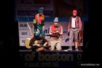 polski kabaret w Peterborough 2014