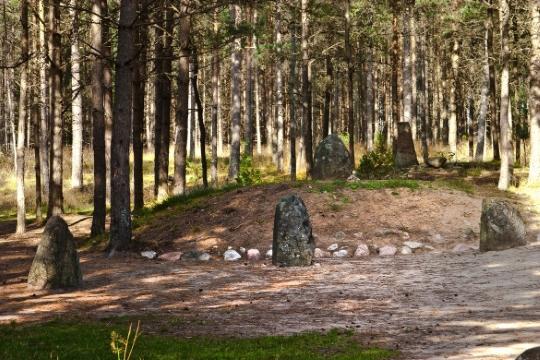 Cerchi di pietre in Casciubia