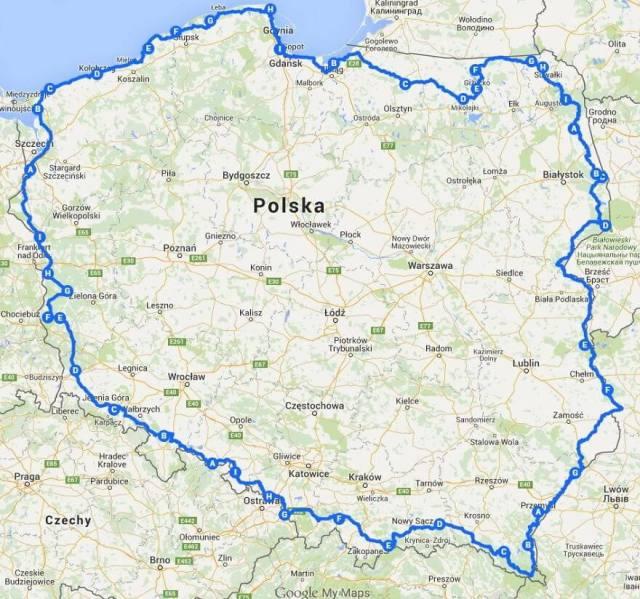 Polonyayı keşfetmek