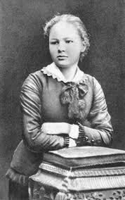 Marie Curie 16 yaşındayken