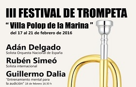 III Festival de trompeta