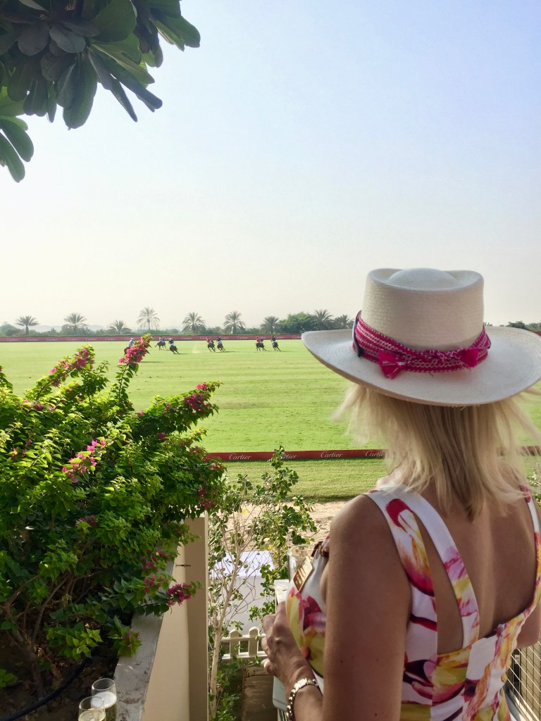 PoloPeoplePlaces at Cartier Polo in Dubai