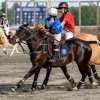 Aiken-Polo-Clubs-Robyn-Leitner-preparing-to-play-the-ball-on-the-nearside.-©Larry-Johnson