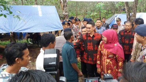 Polisi Amankan Kunjungan Menteri Sosial Ke Merangin