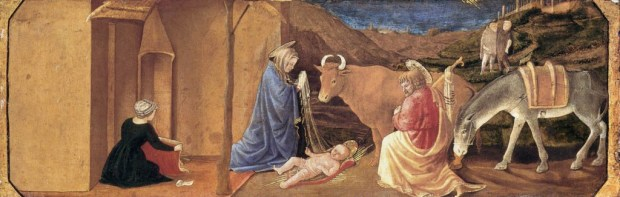 MASTER of the Castello Nativity