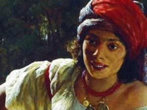 Gipsy Woman002