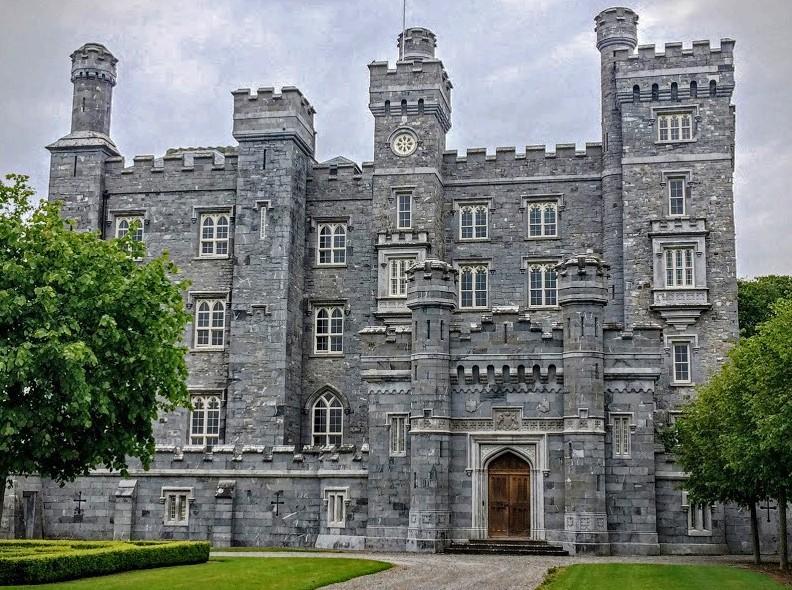 Irlandzki zamek 02