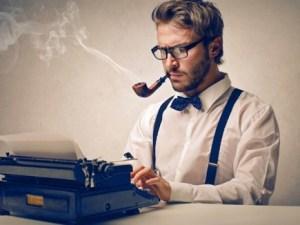 Pisarz 007