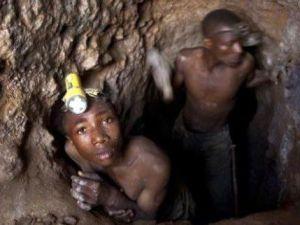 KONGO kopalnie