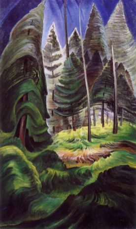 emily-carr-paintings-emily-carr-biography-of-a-canadian-artist-art-history-archive-images-611x1024