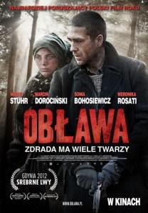 Obława plakat