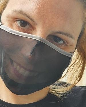Mascarillas Semitransparentes certificadas