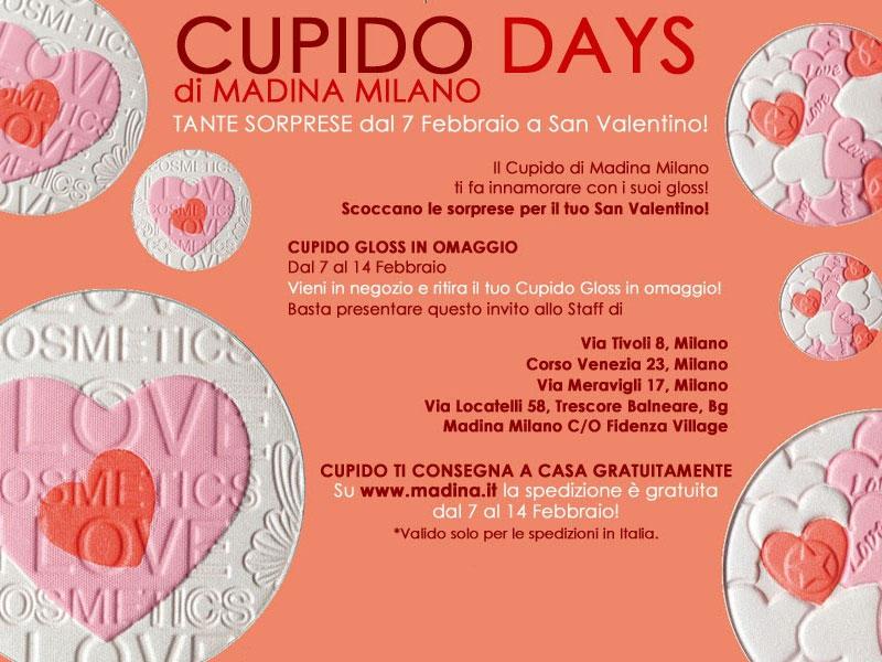 Madina Days Cupido