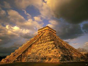 Templo de Kukulkán - Chichén Itzá